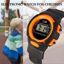 Digital Watch Children Girls Analog Digital Sports Watch LED Electronic Waterproof Wrist Watches New