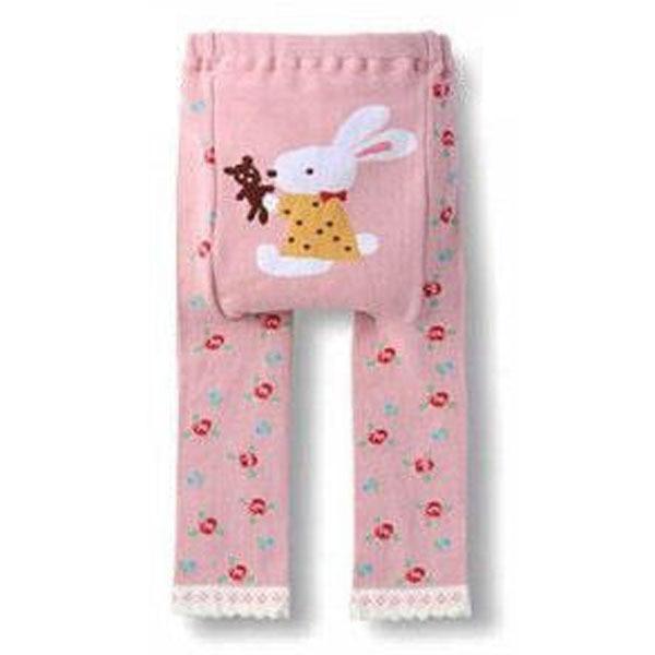 Mais novo baby kid boy girl pp calças legging padrão bonito calças s m l