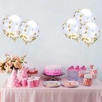 wedding decoration 50pcs 12inch balloon multicolor confetti balloon thickening latex ballons birthday party supplies