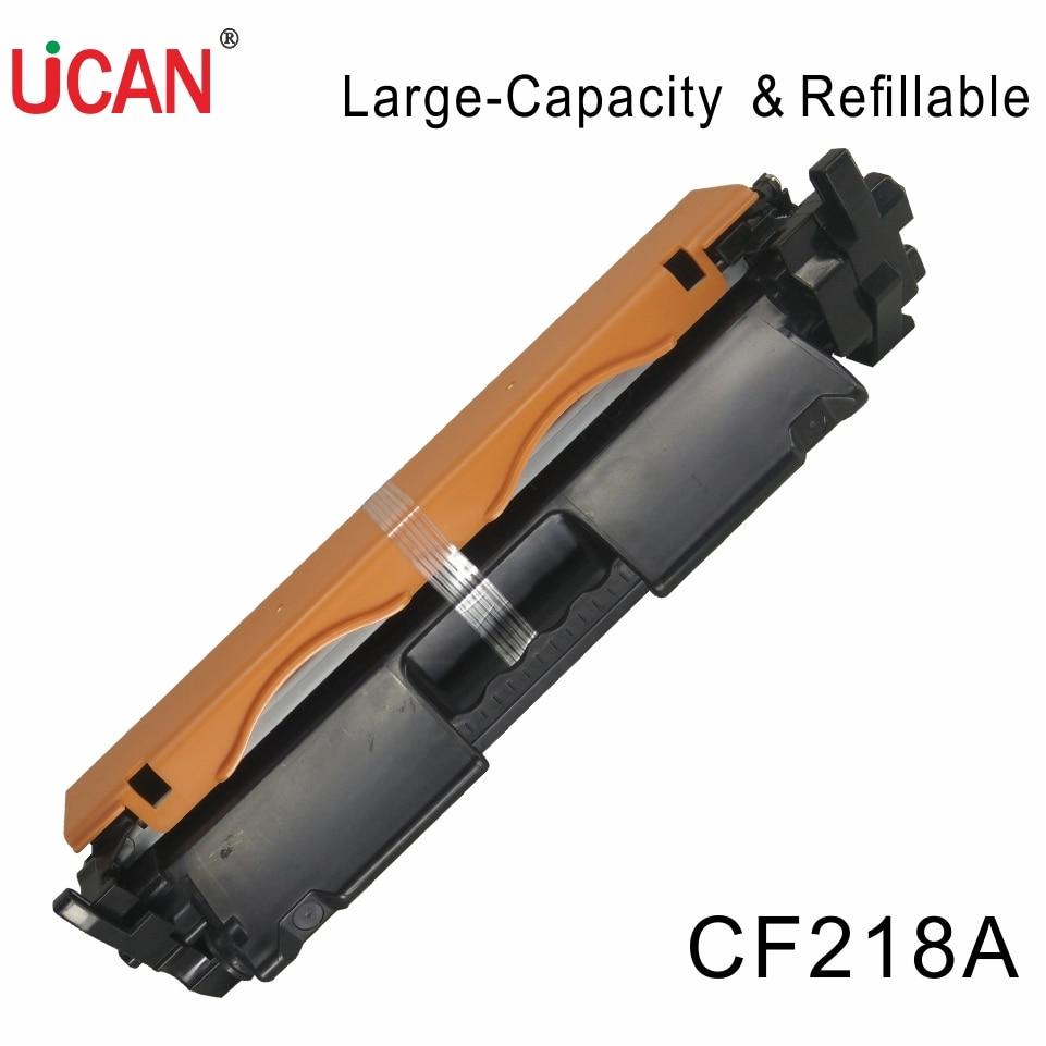 18a 218a CF218A Cartucho de Toner para HP Laserjet Pro M104a M104w M132a M132fn M132fp M132fw M132nw M132snw MFP Impressora
