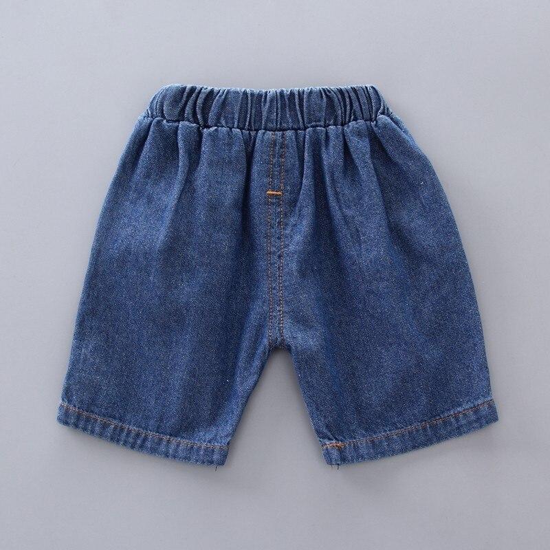 Купить с кэшбэком New Summer Newborn Baby Boys Girls Clothing Kids Cotton Short Sleeve 2pcs/Set Cartoon Fashion Infant Sport Clothes Tracksuits