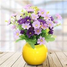 Mini Vase Runde Ball Keramik Blumentopf Pflanze Büro Dekoration Kreative Kunst Stil Blume Vase Dekoration Hause