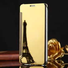 Kapak kılıfı ayna telefon kılıfı için Samsung Galaxy J5 başbakan J2 J7 J2prime J5prime J7prime On5 On7 2016 J 2 5 7 SM G532F G570F G610F