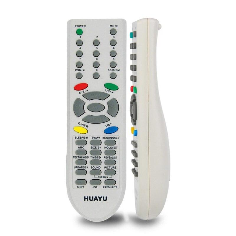 New General For LG RM-609CB Universal TV Remote Control RM609CB Receiver Remote Controller 6710V0007
