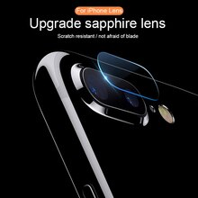 For Apple iPhone X 8 7 6 6S Plus Accessory Back Camera Lens Screen Protector Full Cover Tempered Gla