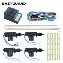 En stock! EASYGUARD-système universel de verrouillage de porte   1 contrôle 3, système de verrouillage central, compatible avec tous les systèmes dalarme de voiture, DC12V