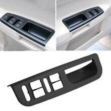 1PC Car Door Window Switch Control Panel Bezel For VW Passat B5 Jetta Bora Golf MK4 Oct10 Drop Ship