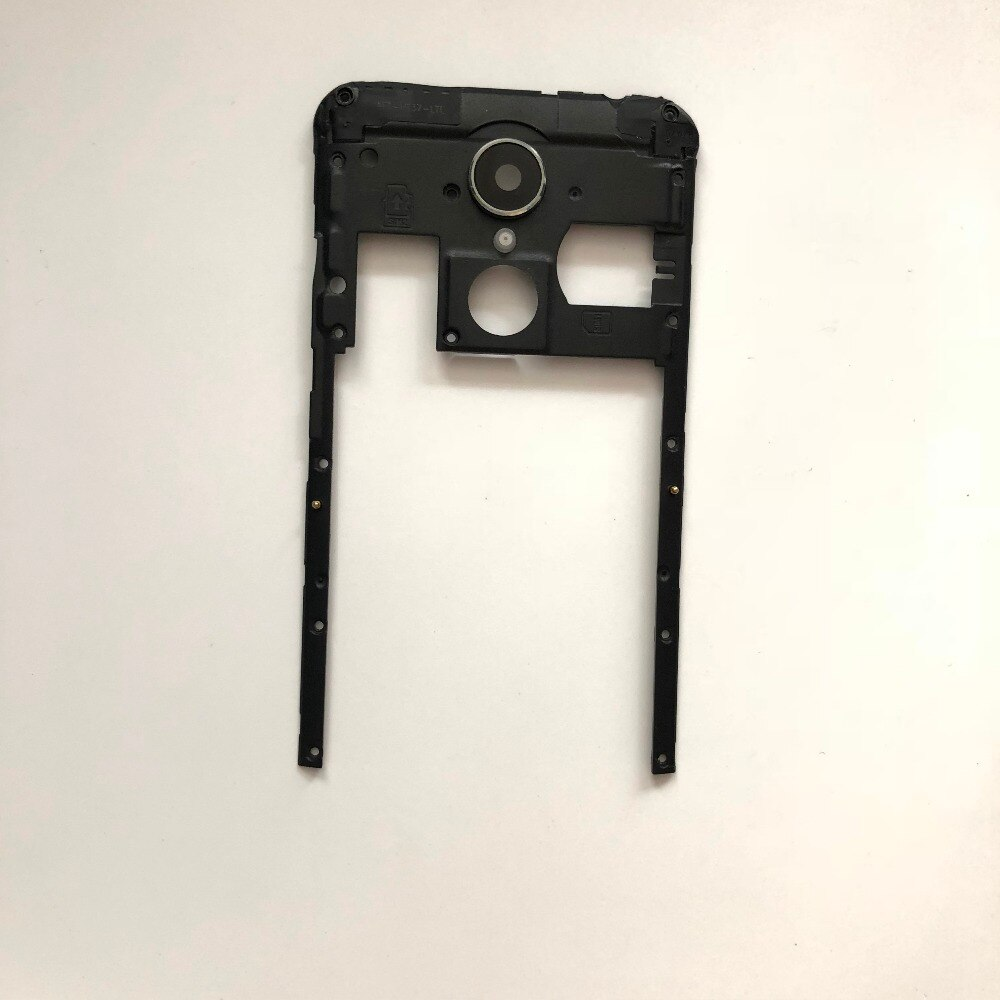 Used Back Frame Shell Case + Camera Glass Lens For HOMTOM HT37 PRO MTK6737 Quad Core 5.0inch 1280x720 Free Shipping enlarge