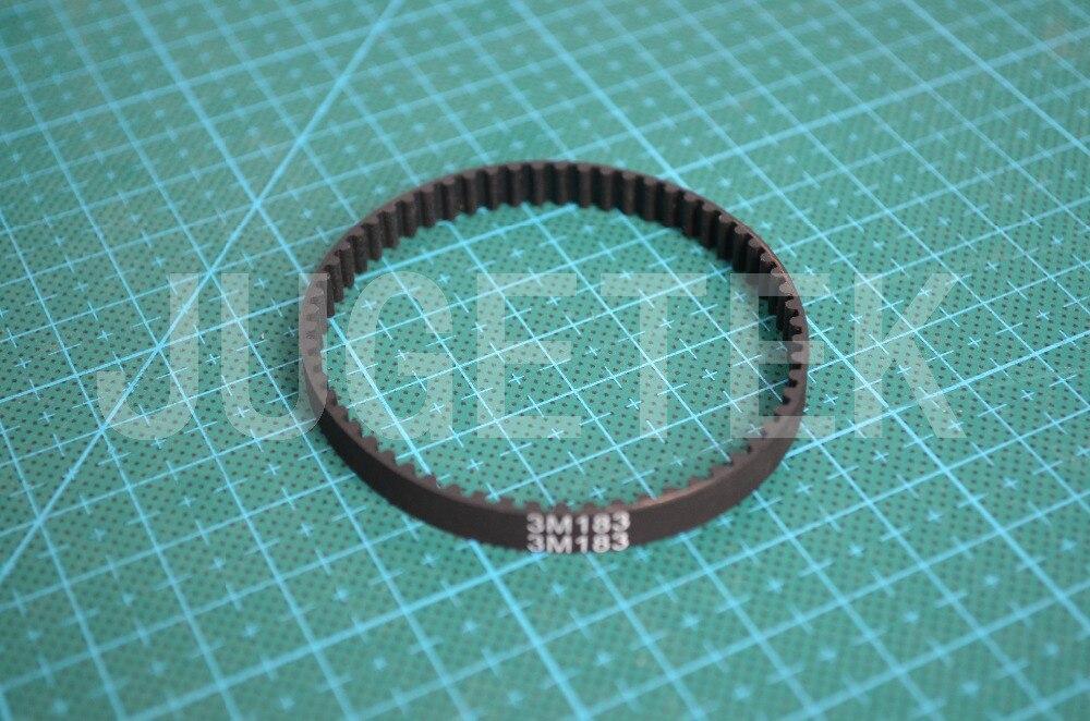 htd3m timing belt closed loop 297mm length 99 teeth 6mm width Free shipping HTD3M Timing Belt Closed-loop 183mm length 61 teeth 6mm width