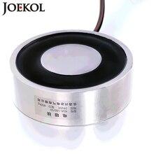 Grande aspiration JK300/100 DC 6 V 12 V 24 V Électro-Aimant De Levage 5000 KG Solénoïde Sucker Tenue Électrique aimant Non-standard personnalisé
