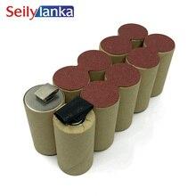 for Festool 12V 4000mAh power tool battery pack BPS12 TDK12 C12 and C12 DUO cordless drills
