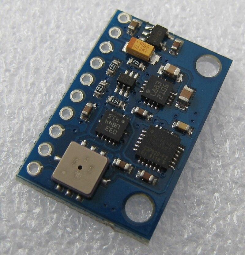 Capteur MultiWii HMC5883L ITG3205 BMA020 BMP085 MWC module à neuf axes