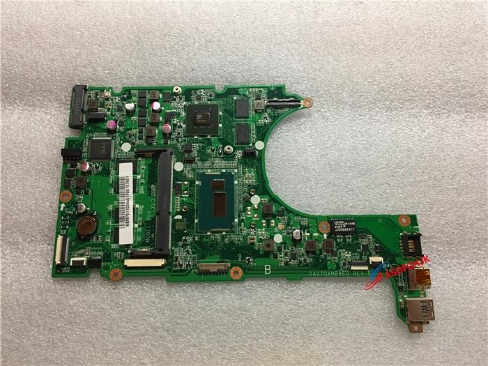 Original para la placa base del ordenador portátil acer aspire R3-471G R3-471T DA0ZQXMB8E0 NBMP511004 NB. MP511.004 W/I7-4510 totalmente probada
