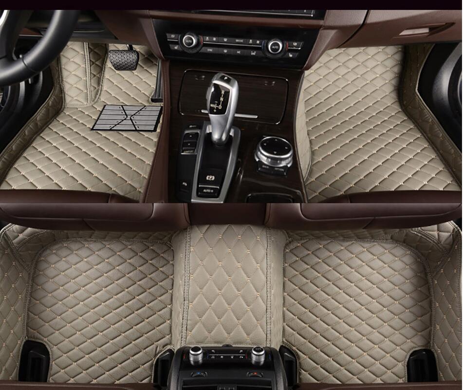 Alfombrilla de coche para T0yota Land cruiser, accesorio para Interior del coche,...