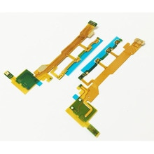 Original Replacement Power Button Flex Cable Microphone Flex For Sony Xperia Z L36H L36 LT36 C6602 C6603 Ribbon Cable