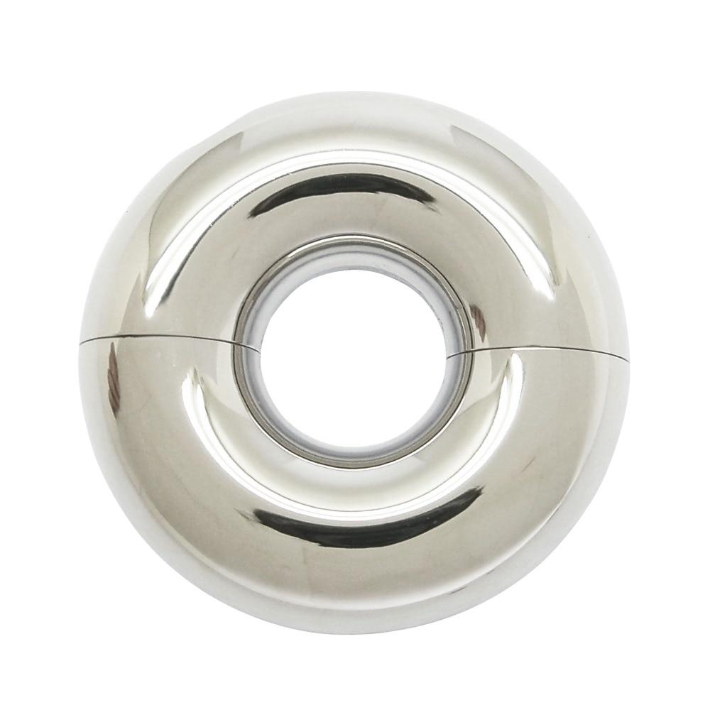 6 مللي متر إلى 12 مللي متر 316L سميكة الفولاذ المقاوم للصدأ الجسم حلق ثاقب شريحة مجوهرات القبلية حلم الدائري للرجل الأعضاء التناسلية حلق ثاقب s