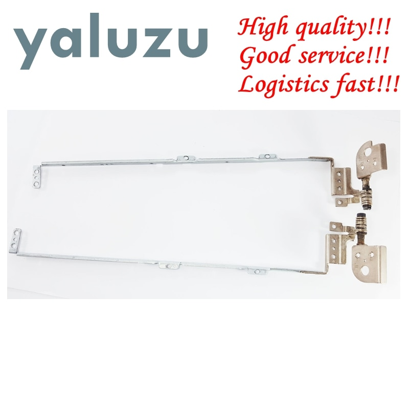 YALUZU الكمبيوتر المحمول شاشة LCD مفصلات ل Asus K72 K72F K72DY K72DR K72JK K72JB K72JU K72JT K72JR A72J K72D X72J 17.3