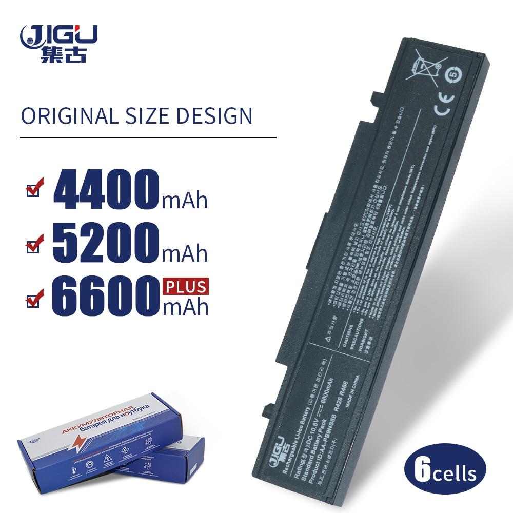 JIGU Laptop Battery For Samsung AA-PB9NS6B PB9NC6B R580 R540 R519 R525 R430 R530 RV511 RV411 RV508  R528 Aa Pb9ns6b 6CELLS R730