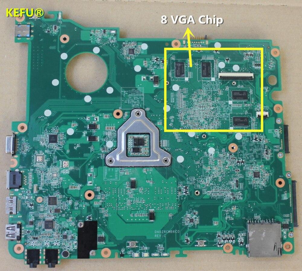 KEFU para Acer E732 E732Z placa base portátil MBNCA06001 DA0ZRCMB6C0 prueba 100%