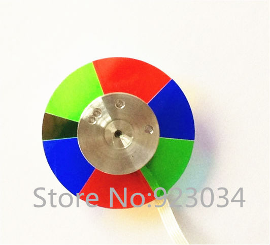 الجملة الإسقاط عجلة الألوان ل optom a HD803 مجانية