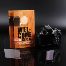 3PCS Original 9H Ultra Thin Tempered Glass Screen Protector For Olympus EM10 MarkIII EM10 EM10-2 LCD Toughened Protective Film