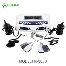NEUESTE odell HK-805D mit Dual Farbe LCD Display Ionic Fuß Spa
