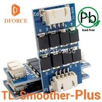 dforce 3 piecespack tl smoother plus addon module for 3d pinter motor drivers motor driver terminator reprap mk8 i3