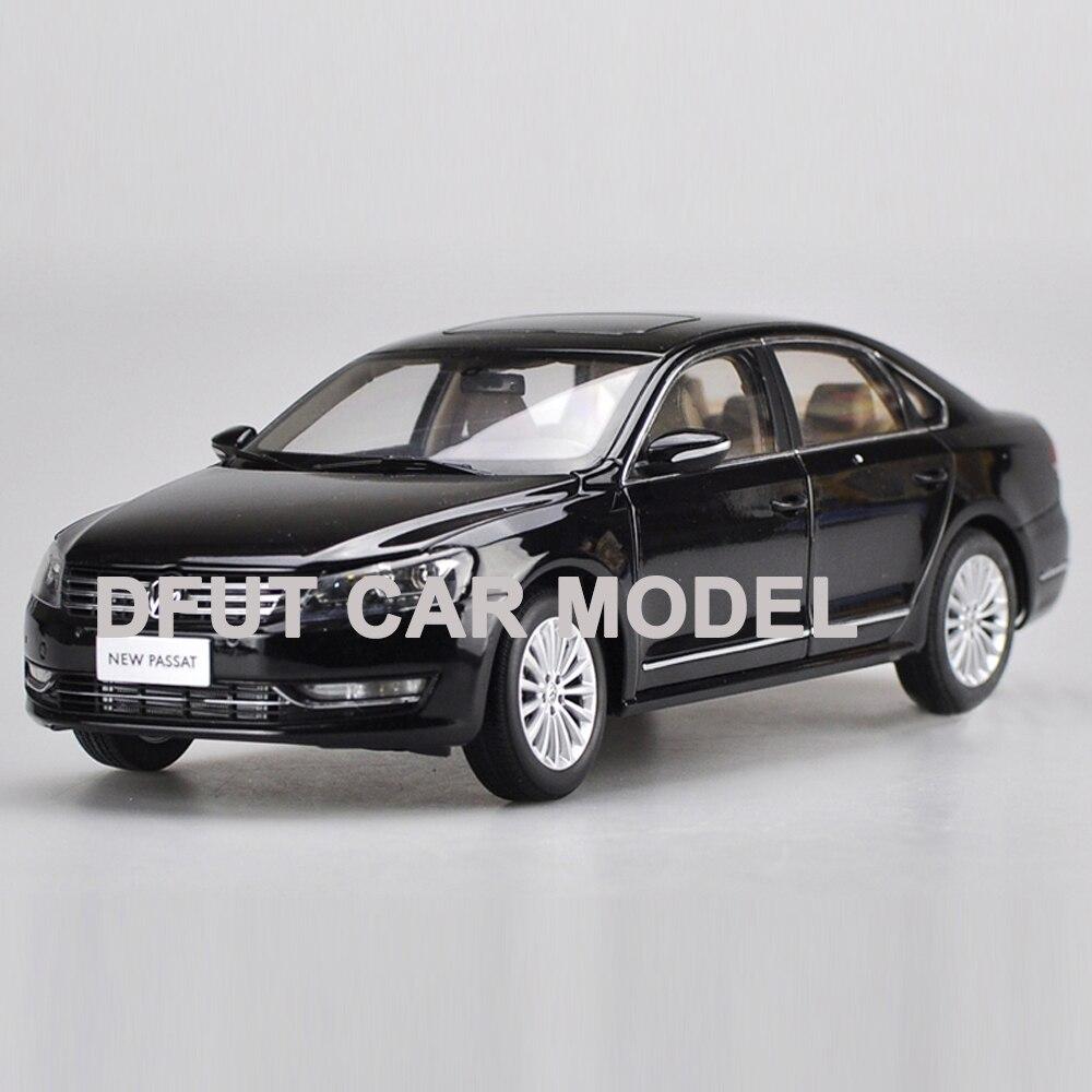 Diecast 118 Alloy nowy PASSAT 2011 Model samochodu dla dzieci samochody zabawki oryginalne autoryzowane autentyczne zabawki dla dzieci