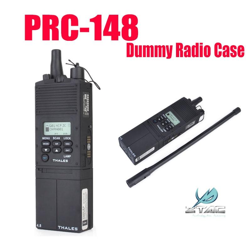 Z-Tac Тактический PRC-148 макет радиоприемника чехол 1:1 пустышка без функции Talkie Walkie Case (Z022)