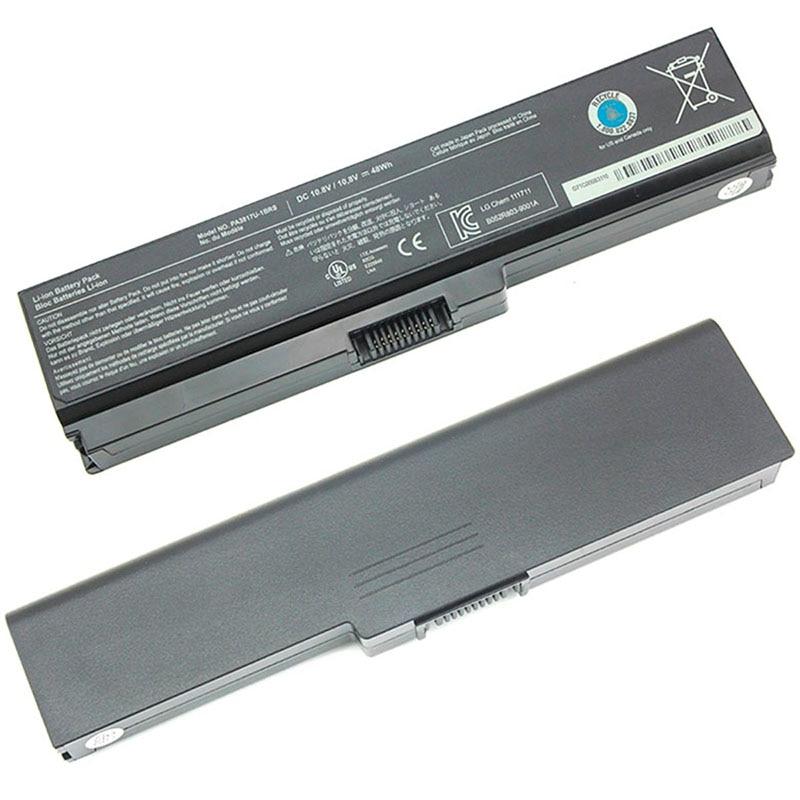 Laptop Battery For TOSHIBA Satellite L645 L655 L700 L730 L735 L740 L745 L750 L755 PA3817 PA3817U PA3817U-1BRS 3817
