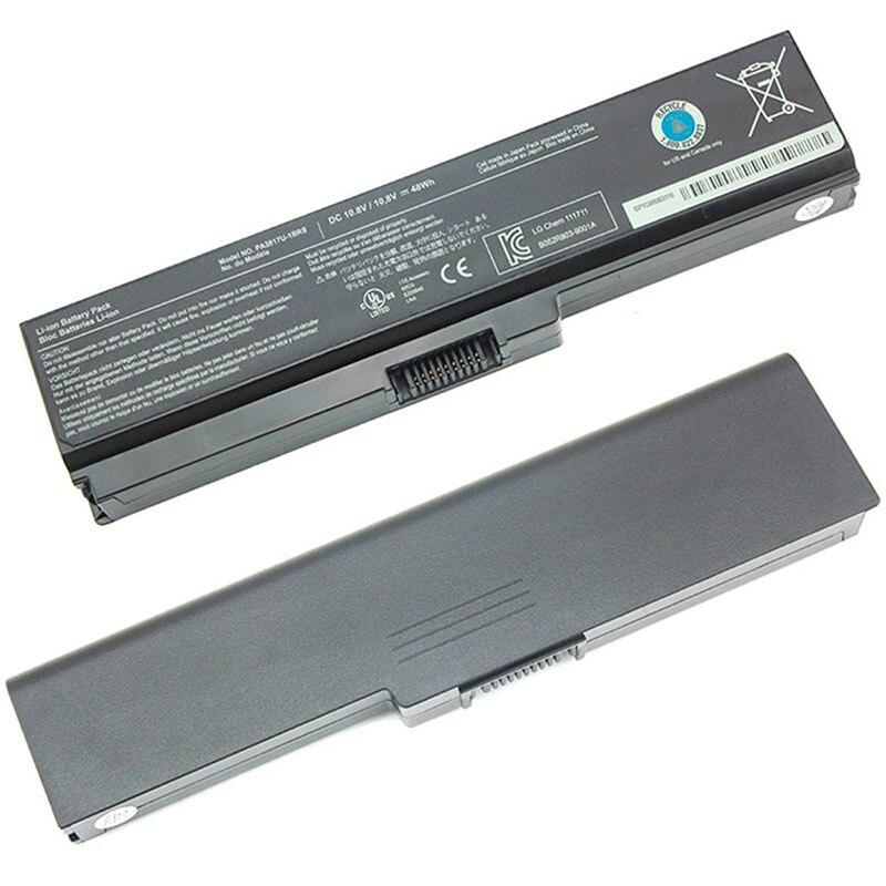 Аккумулятор для ноутбука TOSHIBA Satellite L645 L655 L700 L730 L735 L740 L745 L750 L755 PA3817 PA3817U PA3817U-1BRS 3817