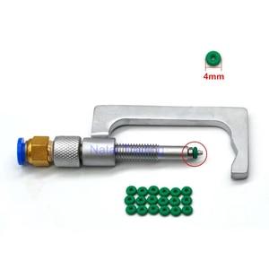 Image 1 - Универсальный дизельный инжектор топливной форсунки, инструмент для ремонта топливной форсунки, 4 мм уплотнительное кольцо для коллектора масла и зажима