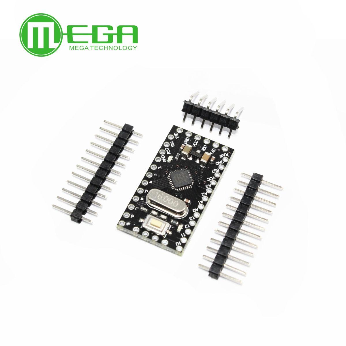 10 قطعة/الوحدة الأصلي برو Mini 328 Mini ATMEGA328 5 فولت/16 ميجا هرتز Atmega168 5 فولت/16 ميجا هرتز