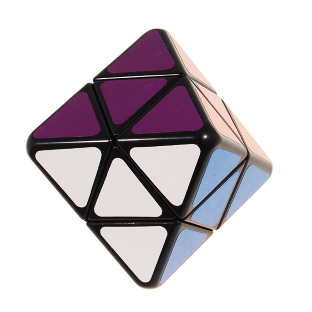 aosu gts m 4 4 4 magnetic magic cubes puzzle speed cube educational toys gifts for kids children Brand New IQ Test Octahedron Magic Cube Speed Puzzle Cubes Educational Toys For Kids Children