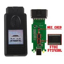 Сканер диагностический FT232RL с хорошими ЧИПАМИ 2019, диагностический сканер 1,4, OBD2 считыватель кодов для BMW, USB интерфейс диагностики, версия разблокировки