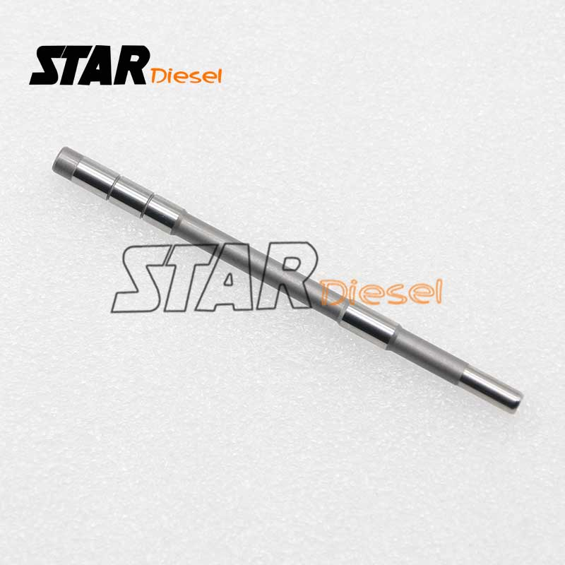 Diesel Válvula de Control para inyector Rod 1211 y de vástago de válvula de aceite sello longitud = 87,3mm para inyección 095000-1211 / 095000-1210