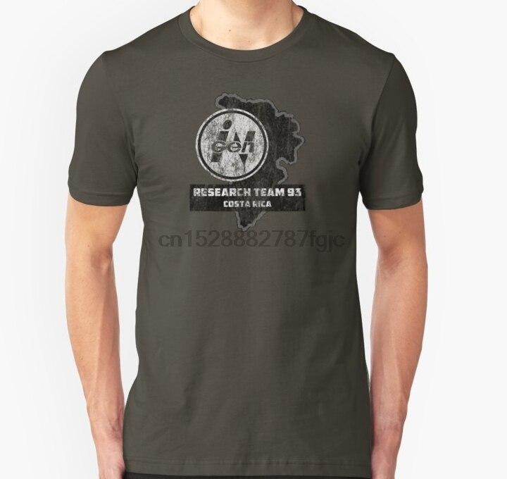 Camiseta de manga corta para hombre, equipo de investigación de Inga 93 camiseta Unisex para mujer