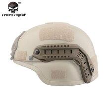 Emersongear tactique rapide casque accessoire ACH-MICH ARC casque montage Rail noir EM8823