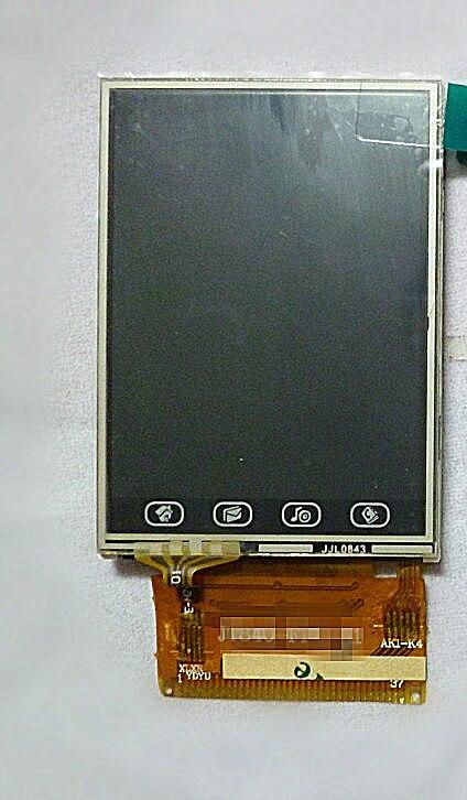 Pantalla TFT de 2,4 pulgadas con panel táctil 8/16bit ILI9325/28 pantalla LCD 51/ AVR/PIC/STC/STM32 unidad directa
