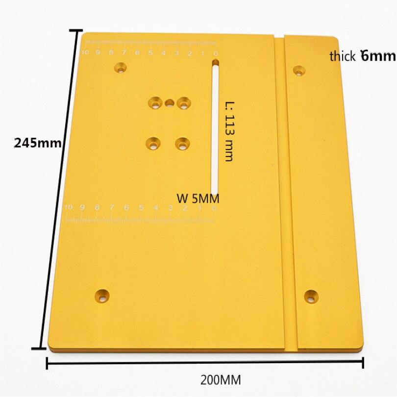 Sierra circular mini panel de sierra de mesa sierra circular pedal de mesa DIY máquinas de carpintería mat con escala envío gratis