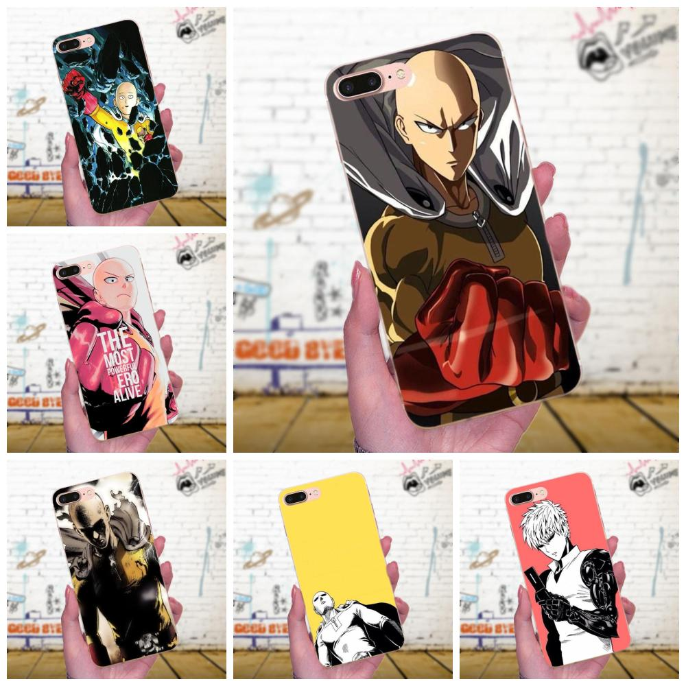 Персонажи One Punch Man Hero высококлассные для LG Nexus 5 5X G2 G3 mini spirit G4 G5 G6 K4 K7 K8 K10 2017 V10 V20 V30 стилус