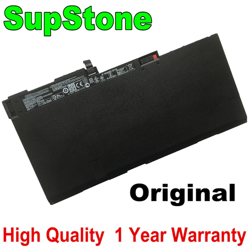 SupStone подлинный OEM CM03XL 717376-001 Аккумулятор для ноутбука HP CM03 CM03XL, HSTNN-IB4R CO06 EliteBook 840 EliteBook 840 G1 ZBook 14