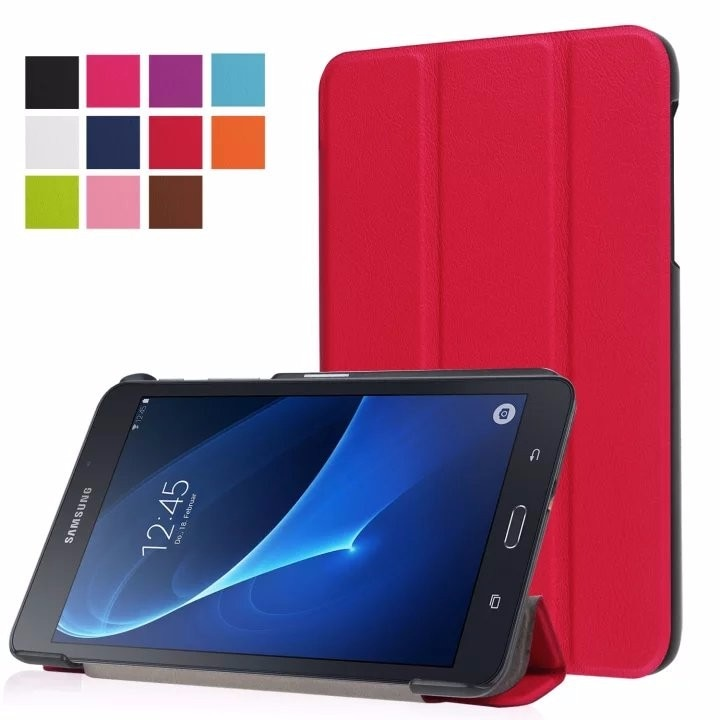 Funda de Pu para Samsung Galaxy Tab A 2016 7,0 T280 T285, funda con soporte magnético, funda para Samsung T285 T280 7,0, funda para Auto Wake Up