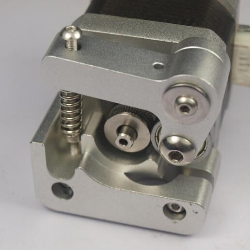 SWMAKER 3D printer extruder Reprap Printrbot extruder direct drive extruder kit full metal filament extruder for 3D printer