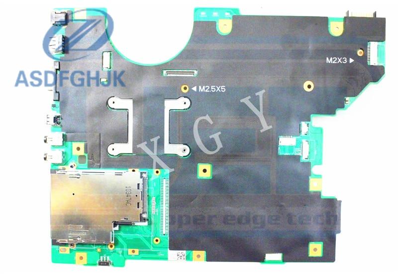 For Dell  Motherboard E5510 CN-01X4WG 01X4WG 1X4WG 100% Test ok