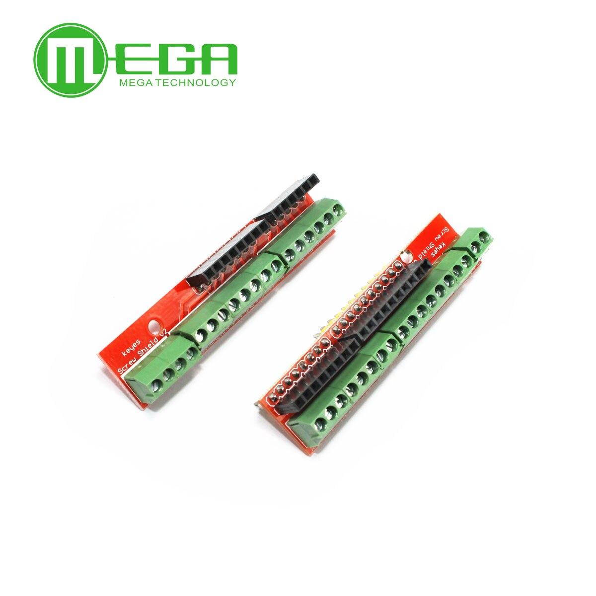 Винтовой щит V2 шпилька Расширительная плата (двойная поддержка) для arduino UNO R3