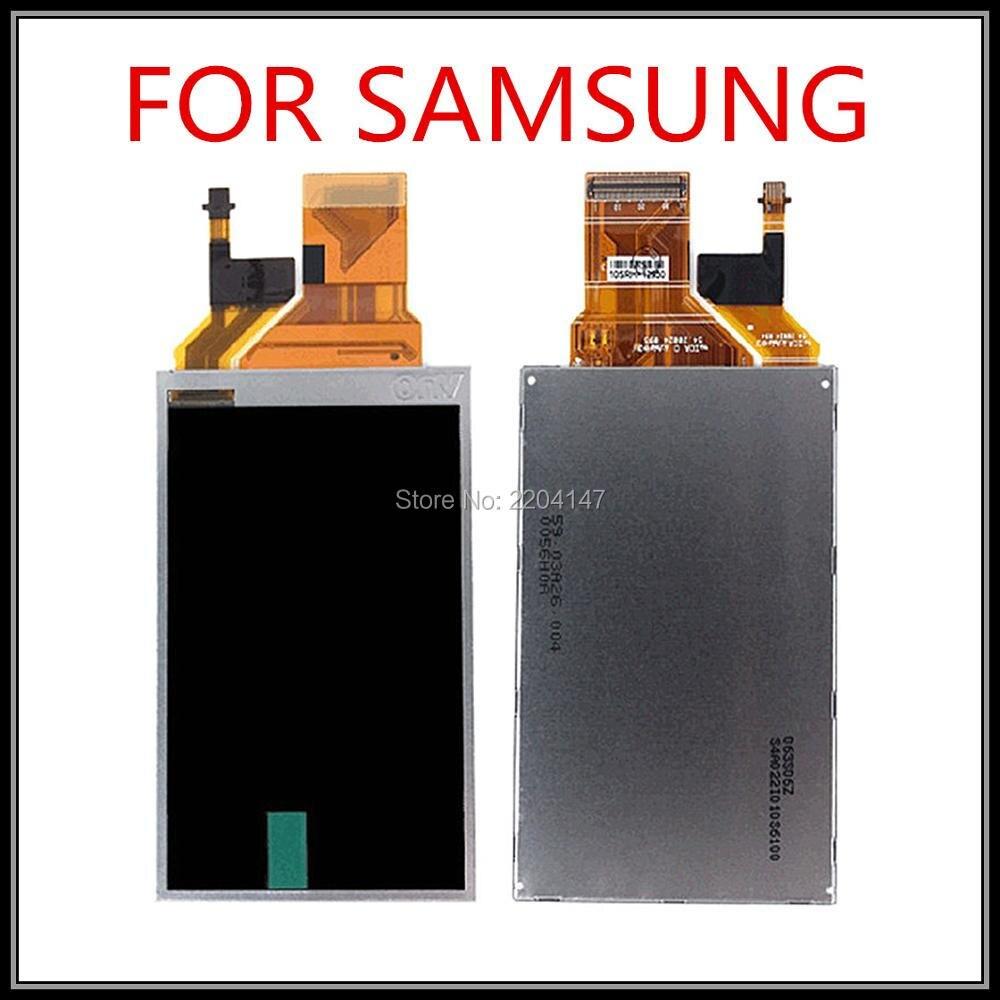 100% Original nueva pantalla LCD para Samsung ST5000 pieza de reparación de la cámara Digital + retroiluminación + táctil
