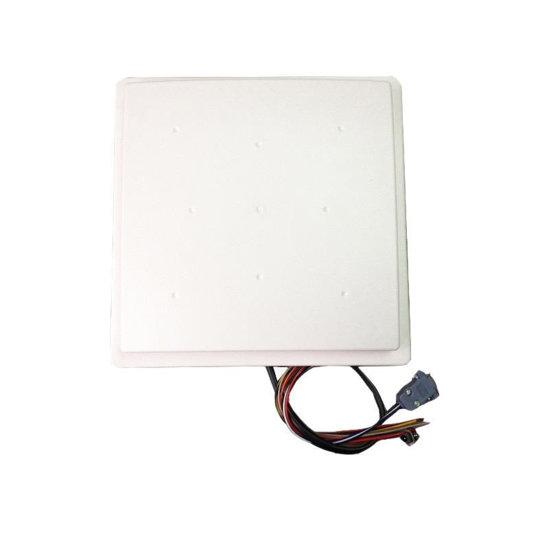 865-868 Mhz Freqüência 5-8 Eur M de Médio Alcance Leitor RFID para Gestão de Veículos