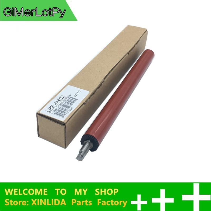 GiMerLotPy Fuser. rodillo de presión para L M402 M403 M402DN M402DW M426 M426fdn M426fdw M427 manga inferior de