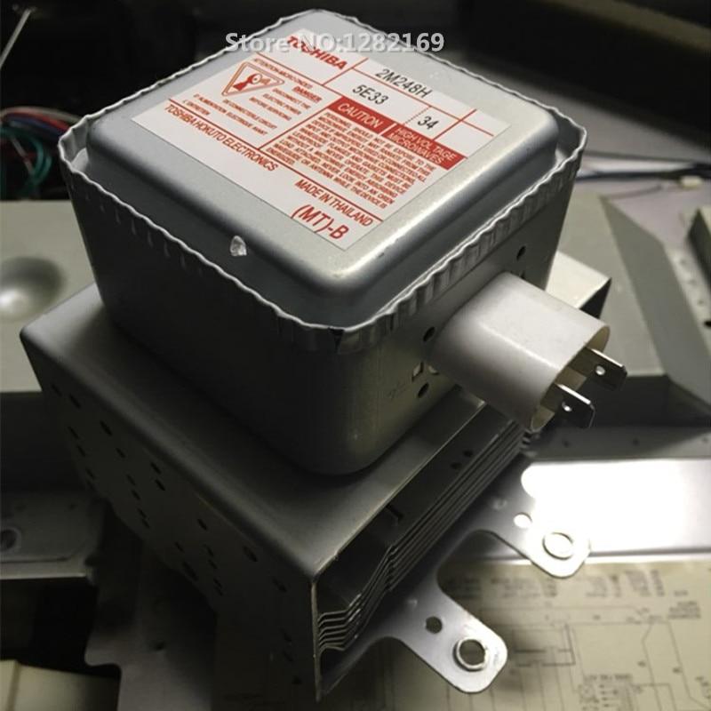 Микроволновая печь магнетрон 2M248H для Toshiba микроволновая печь части 100% новый